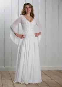 plus size sleeved wedding dress simple plus size wedding dresses with sleeves dresses trend