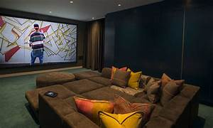 Home Cinema Design and Installation Cyberhomes