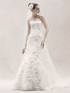 5 favorite wedding dresses from oleg cassini spring 2012 for Oleg cassini wedding gowns