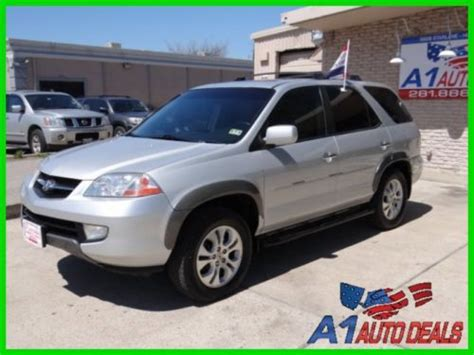 auto air conditioning service 2003 acura mdx auto manual purchase used 2003 acura used auto 4wd suv premium leather seats clean low miles gas air in