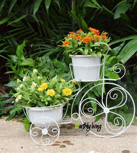 Patio Plant Stands Wheels by 1000 Images About Planters On Wheels On Bikes