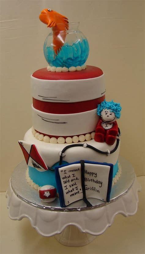 cat   hat birthday cake cat   hat birthday