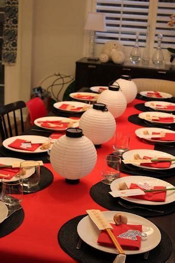baby boutique dinner party decorations japanese