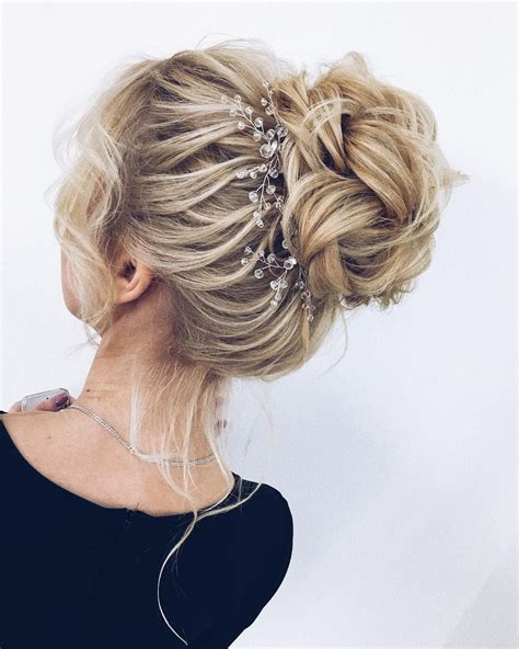 gorgeous updo hairstyle that you ll love to try fabmood