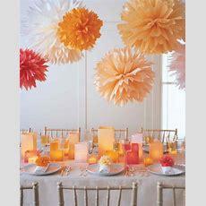 Tissue And Crepepaper Crafts  Martha Stewart