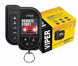 Viper 5906v Remote Car Starter  U0026 Alarm Keyless Entry 2