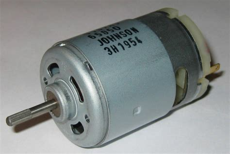 Electric Motor Torque by Johnson Electric 13 6v Motor 6290 Rpm High Torque Ebay
