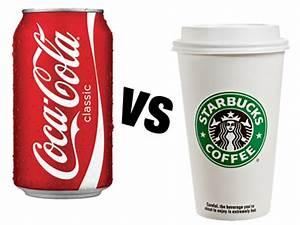 Coca-Cola vs. Chai Tea Latte | GregsHead