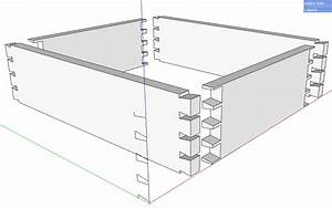 Dovetail Joints in SketchUp Made Easy - FineWoodworking