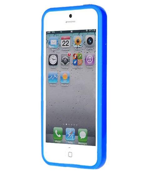 iphone 5s blue kolorfish bumper for apple iphone 5s blue buy