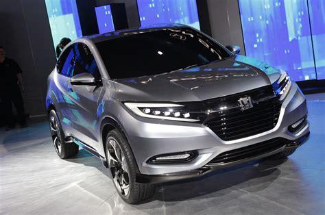 2017 Honda Urban Suv Concept  Auto Car Update