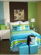 Tween Girl Bedroom Ideas Design 10 Turquoise And Black Bedroom Interiors Colour Combos