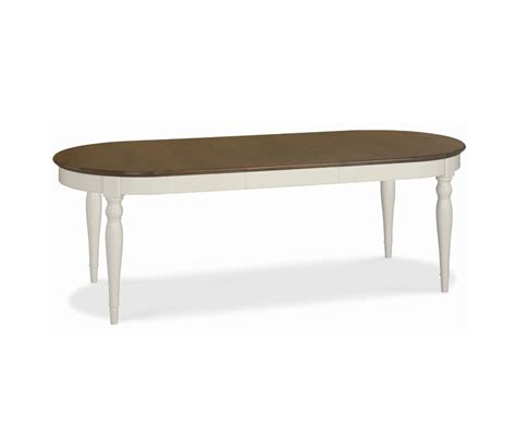 oval dining table and chairs hstead soft grey and walnut oval extending dining table