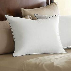 Pacific coast eurofeather pillow king size 20 x 36 for Best king size down pillows