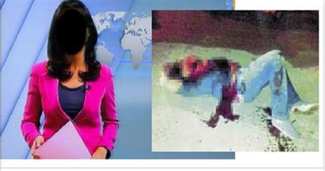 gempar pembaca berita tv dijumpai mati dibunuh dirumahnya lebih memilukan wanita