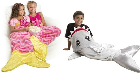 Macy's: Snuggie Tails Cuddly Throw Blanket Only $14.99 ...