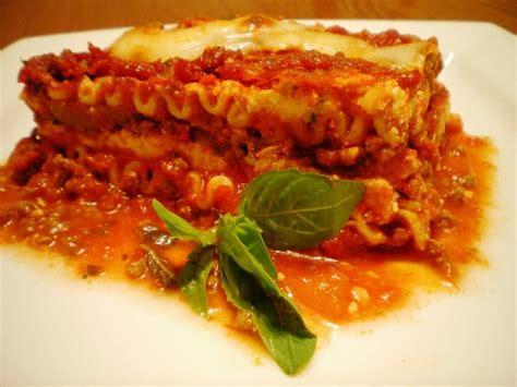 easy cuisine lasagna recipe dishmaps