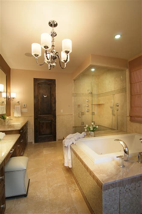 modern spanish mediterranean bathroom los angeles