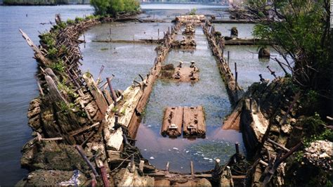German U Boat Found Great Lakes by Ghost Fleet Graveyard Reborn As Nature Sanctuary Cnn
