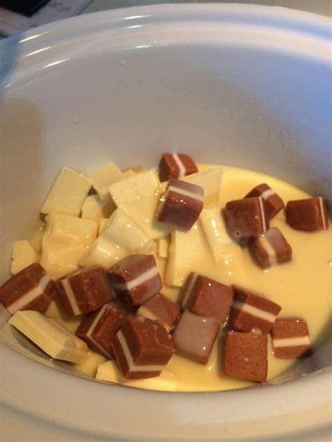 slow cooker caramel tarts acoking