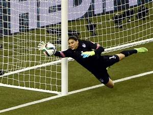 hope solo saving a goal against japan Search Results