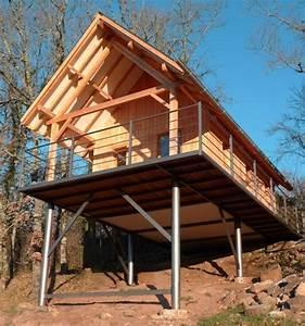 ordinaire prix terrasse sur pilotis en beton 15 nivrem With prix terrasse sur pilotis en beton