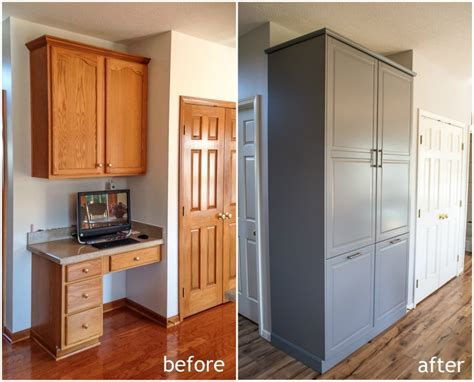 add a pantry cabinet to your kitchen how to assemble an ikea sektion pantry infarrantly creative 9688