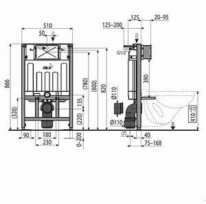 Vorwand Wc Höhe : wc vorwand element trockenbau st nderwand h he 85 cm ~ Articles-book.com Haus und Dekorationen