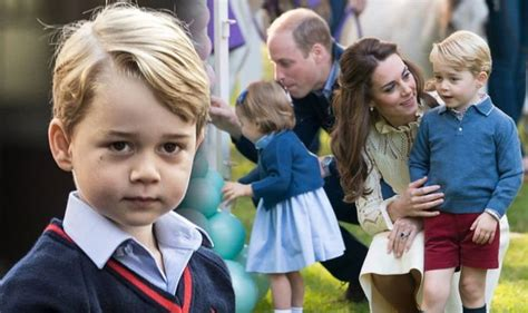 kate middleton and prince william follow this rule for prince george s birthday