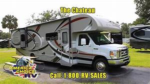 2014 Thor Chateau 31l Gas Ford Class C Motorhome Rv At