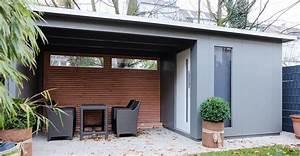 Gartenhaus Design Flachdach : gartenhaus design bausatz my blog ~ Sanjose-hotels-ca.com Haus und Dekorationen