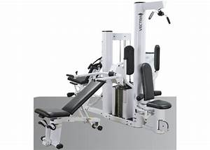 VECTRA FITNESS VX-38 Multi-Stack Powerhouse – All American ...