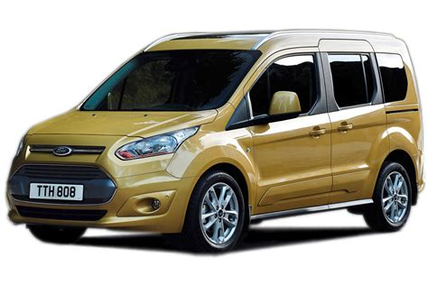 Ford Tourneo Connect MPV video   Carbuyer