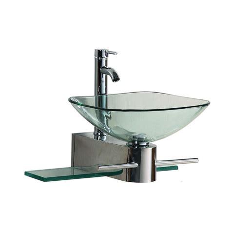 kitchen faucet discount kokols wall mounted bathroom sink in clear 0799861325307