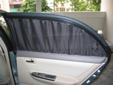 customized car curtain