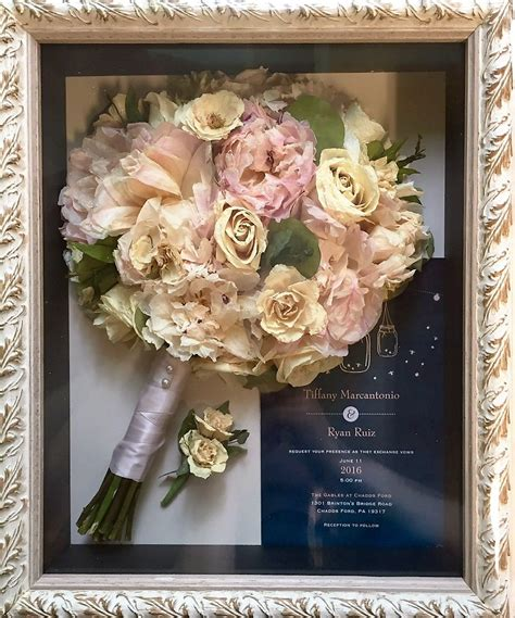 preserve  wedding bouquet  leigh florist