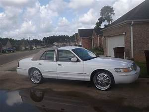 Sell New 2000 Mercury Grand Marquis Ls Sedan 4