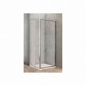 Paroi De Douche 70 Cm : ponsi paroi fixe laterale de 70 cm banio salle de bain ~ Melissatoandfro.com Idées de Décoration