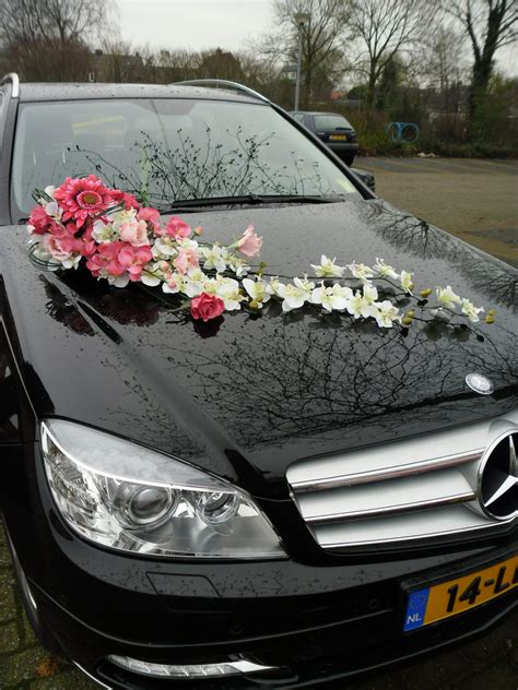 Wedding Car Decorations by Link C Wedding Car Flower Decoration Collections 2013 3