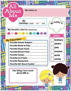 daisy girl scout activity    printable