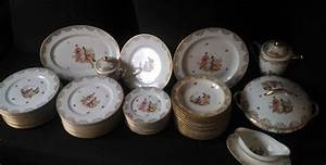 Vaisselle En Porcelaine : estimation vase verrerie porcelaine vaisselle en porcelaine de limoges nankin ~ Teatrodelosmanantiales.com Idées de Décoration