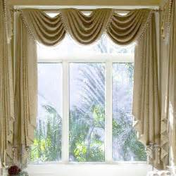 Swag Curtain Ideas For Living Room New Home Designs Home Curtain Designs Ideas