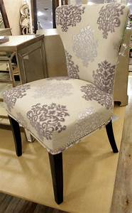 Isnt HomeGoods great? Id love to add this chair to an