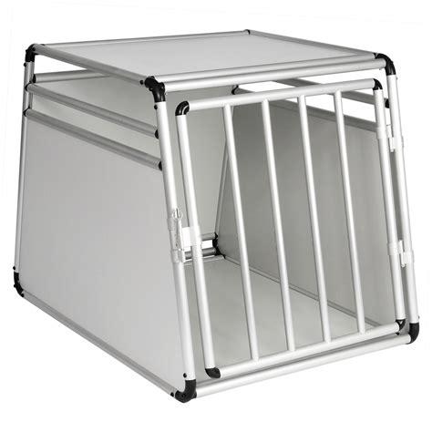 hundebox auto alu hundebox transportbox autotransportbox alu hund gitterbox reisebox ht2070wsm2 ebay