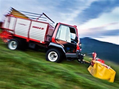 foto de Unitrac Lindner Traktoren