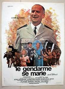 Le Gendarme Se Marie Complet Youtube : affiche de cin ma 60 x 80 du film le gendarme se marie 1968 ~ Maxctalentgroup.com Avis de Voitures