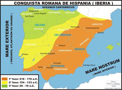 Resultado de imagen de la conquista de hipania