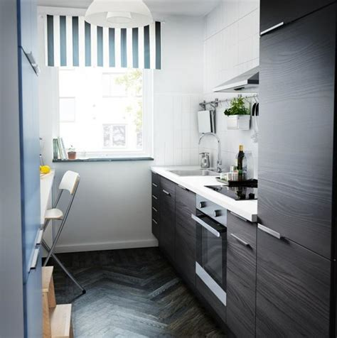 ways  open small kitchens space saving ideas  ikea