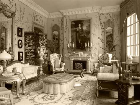 Classic Elegance In The Interiors