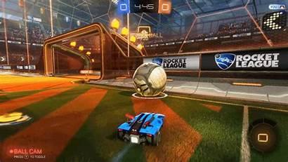 Rocket League Goal Epic Playing Stop Dash